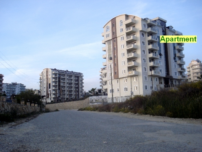 Apartment in Avsallar, Alanya zu vermieten
